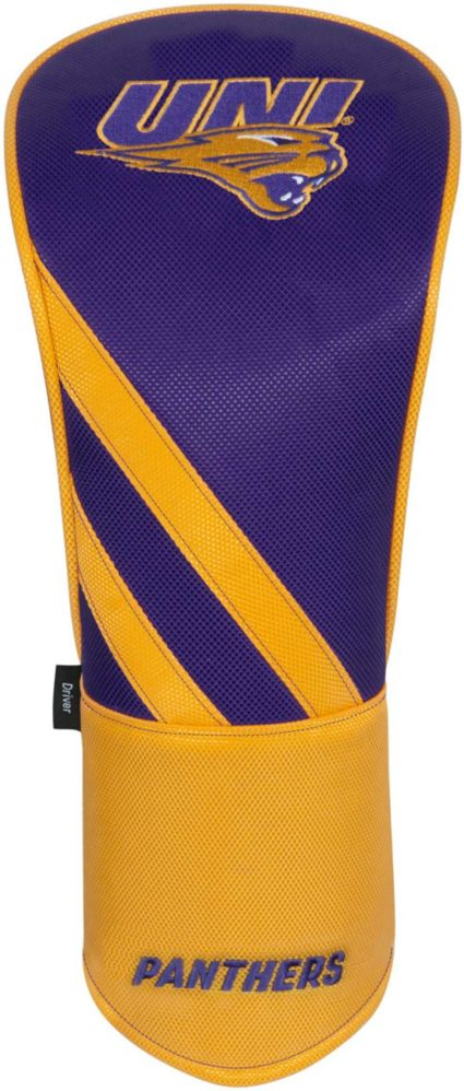 Team Effort Northern Iowa Panthers Driver Headcover