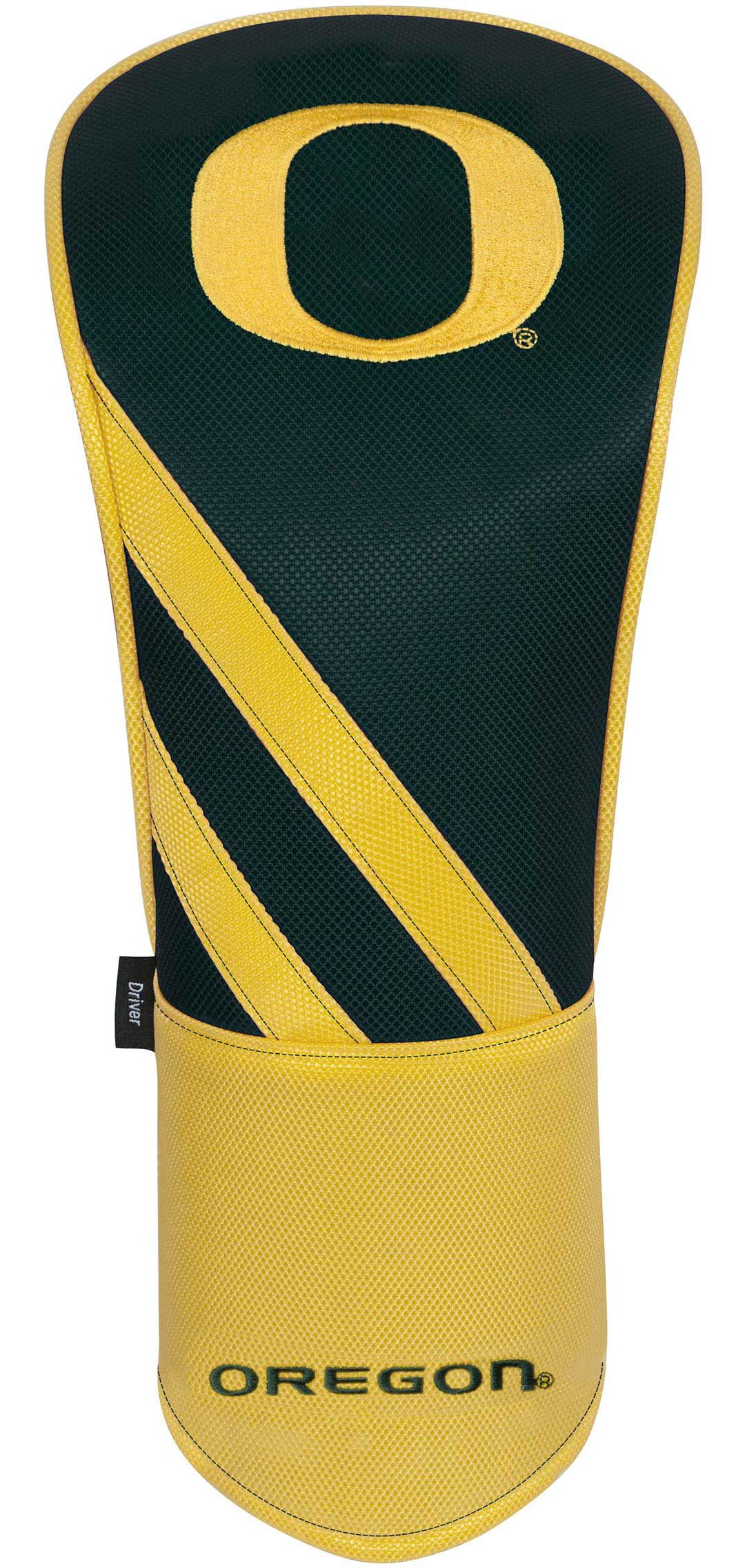 new arrival be1f6 88e55 Team Effort Oregon Ducks Driver Headcover