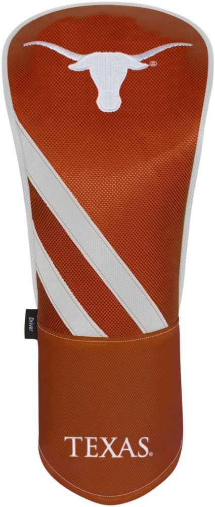 Team Effort Texas Longhorns Driver Headcover