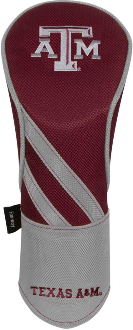Team Effort Texas A&M Aggies Fairway Wood Headcover