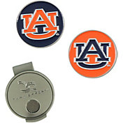 Team Effort Auburn Tigers Hat Clip and Ball Markers Set