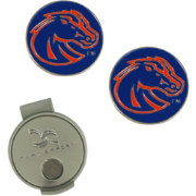 Team Effort Boise State Broncos Hat Clip and Ball Markers Set