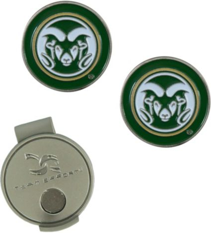 Team Effort Colorado State Rams Hat Clip and Ball Markers Set