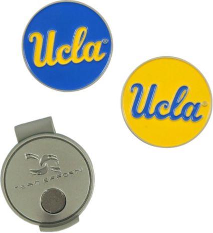 Team Effort UCLA Bruins Hat Clip and Ball Markers Set