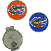 Team Effort Florida Gators Hat Clip and Ball Markers Set