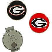 Team Effort Georgia Bulldogs Hat Clip and Ball Markers Set