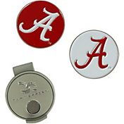 Team Effort Alabama Crimson Tide Hat Clip and Ball Markers Set
