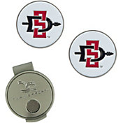 Team Effort San Diego State Aztecs Hat Clip and Ball Markers Set