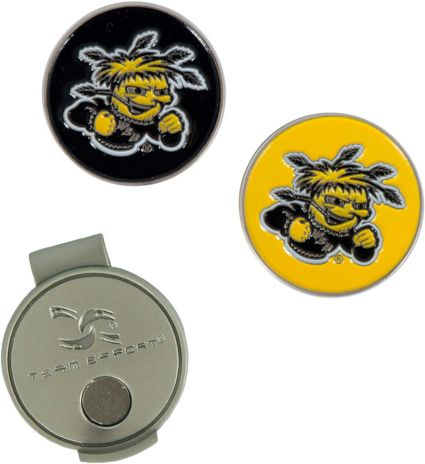 Team Effort Wichita State Shockers Hat Clip and Ball Markers Set