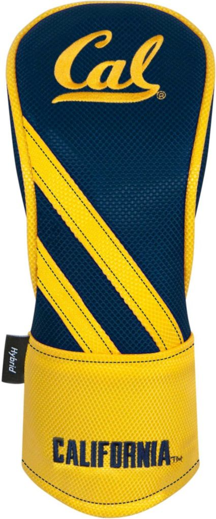 Team Effort Cal Golden Bears Hybrid Headcover