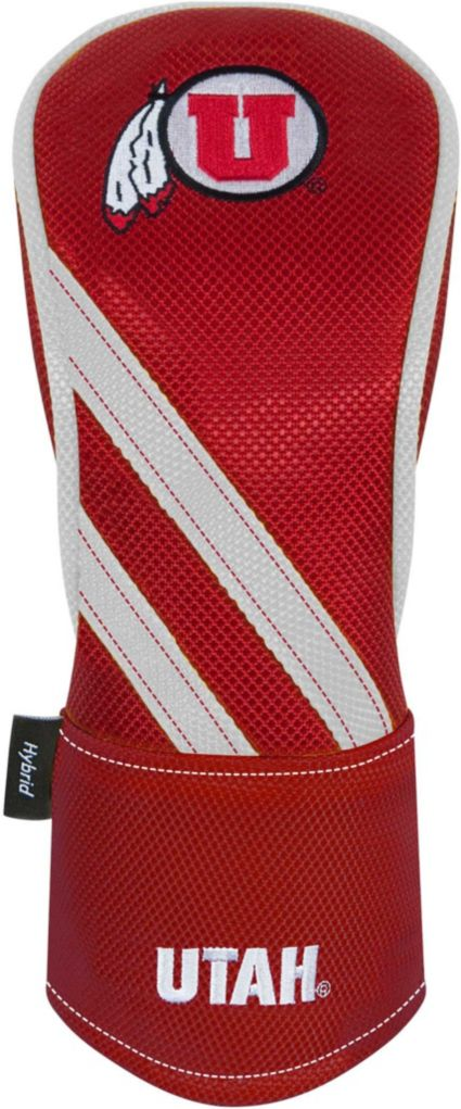 Team Effort Utah Utes Hybrid Headcover