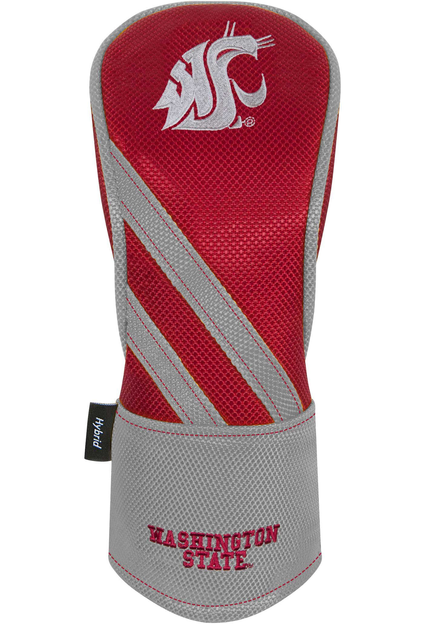 Team Effort Washington State Cougars Hybrid Headcover