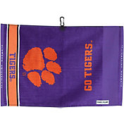 Team Effort Clemson Tigers Face/Club Jacquard Golf Towel