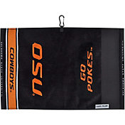 Team Effort Oklahoma State Cowboys Face/Club Jacquard Golf Towel
