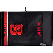 Team Effort NC State Wolfpack Face/Club Jacquard Golf Towel
