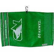 Team Effort North Dakota Fighting Hawks Face/Club Jacquard Golf Towel