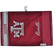 Team Effort Texas A&M Aggies Face/Club Jacquard Golf Towel