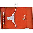 Team Effort Texas Longhorns Face/Club Jacquard Golf Towel