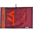 Team Effort Virginia Tech Hokies Face/Club Jacquard Golf Towel