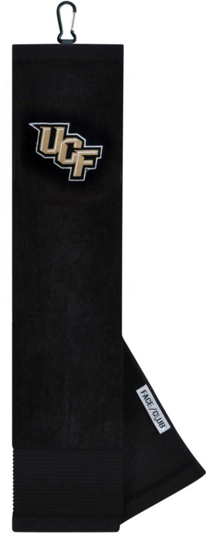 Team Effort UCF Knights Embroidered Face/Club Tri-Fold Towel