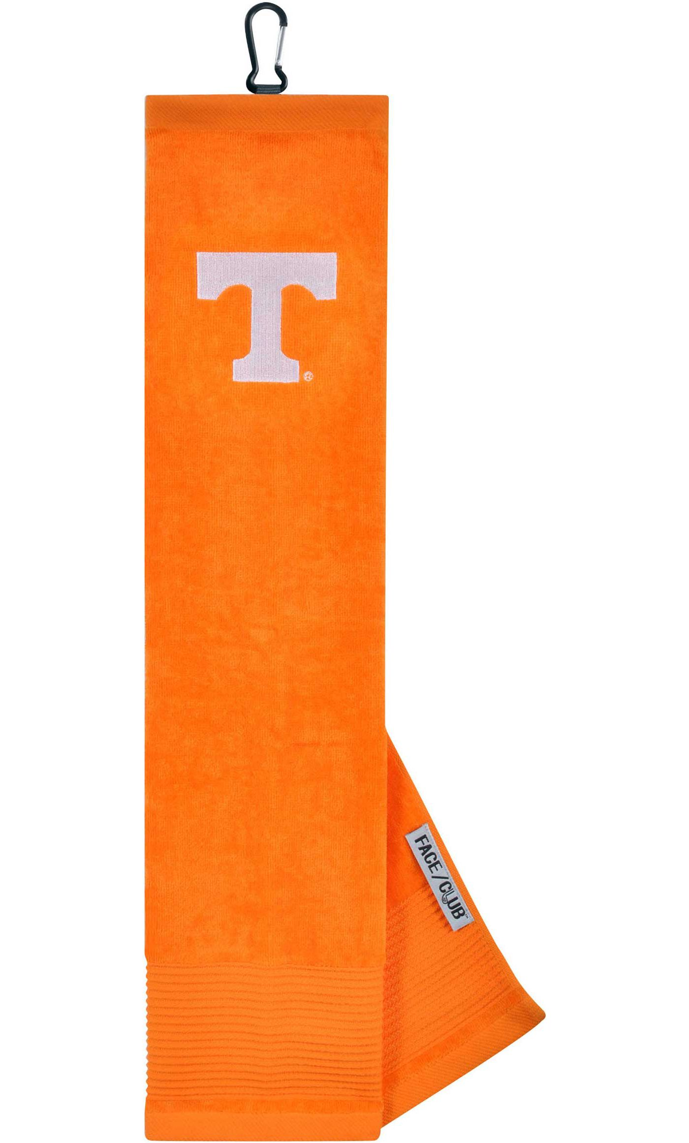 Team Effort Tennessee Volunteers Embroidered Face/Club Tri-Fold Towel