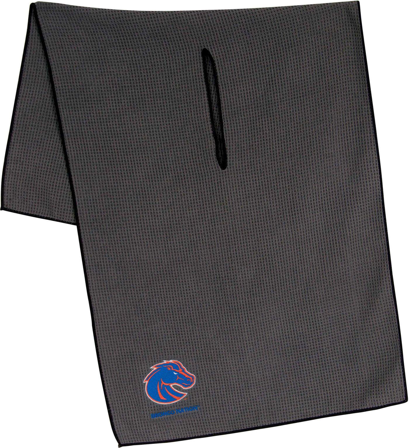 "Team Effort Boise State Broncos 19"" x 41"" Microfiber Golf Towel"