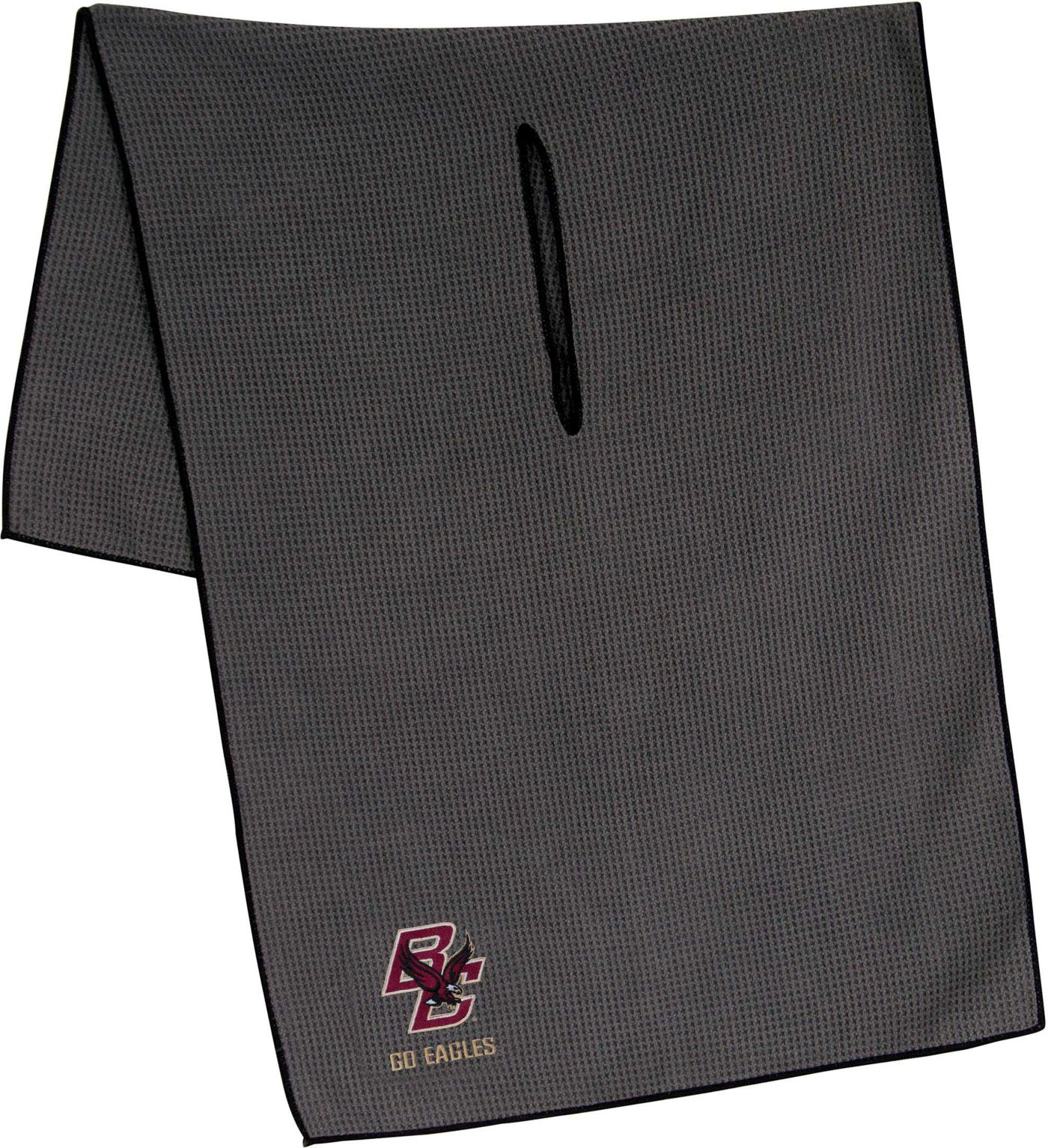 "Team Effort Boston College Eagles 19"" x 41"" Microfiber Golf Towel"