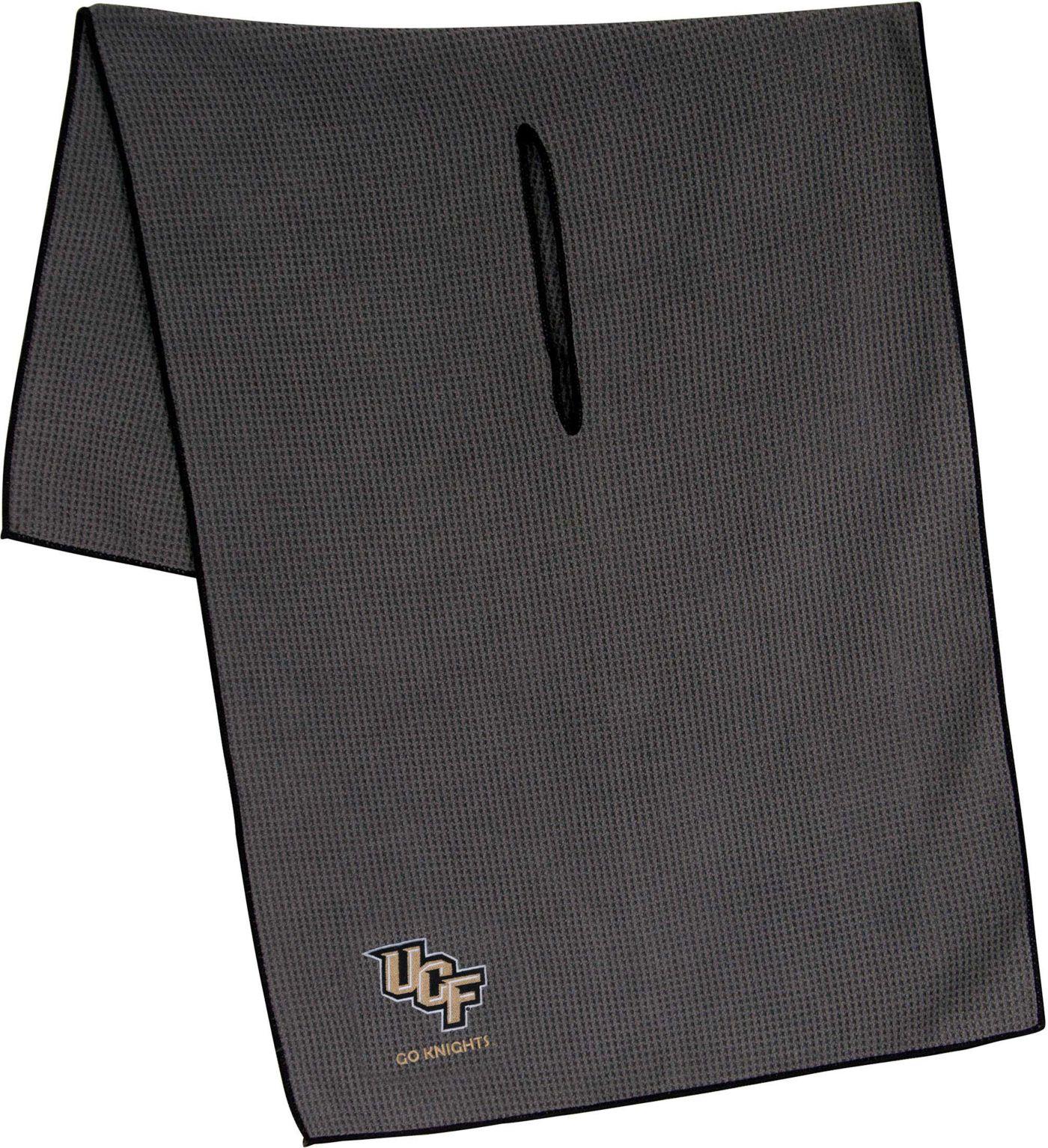 "Team Effort UCF Knights 19"" x 41"" Microfiber Golf Towel"