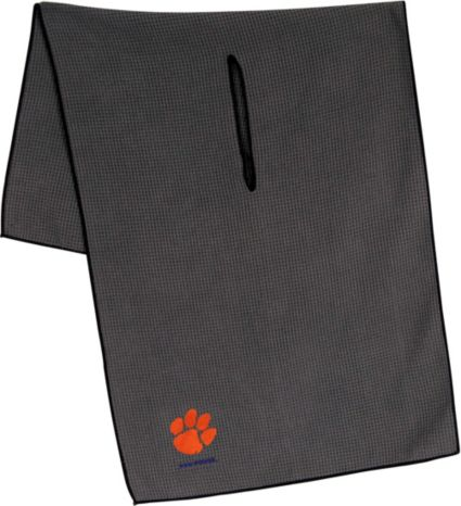 "Team Effort Clemson Tigers 16"" x 41"" Microfiber Golf Towel"