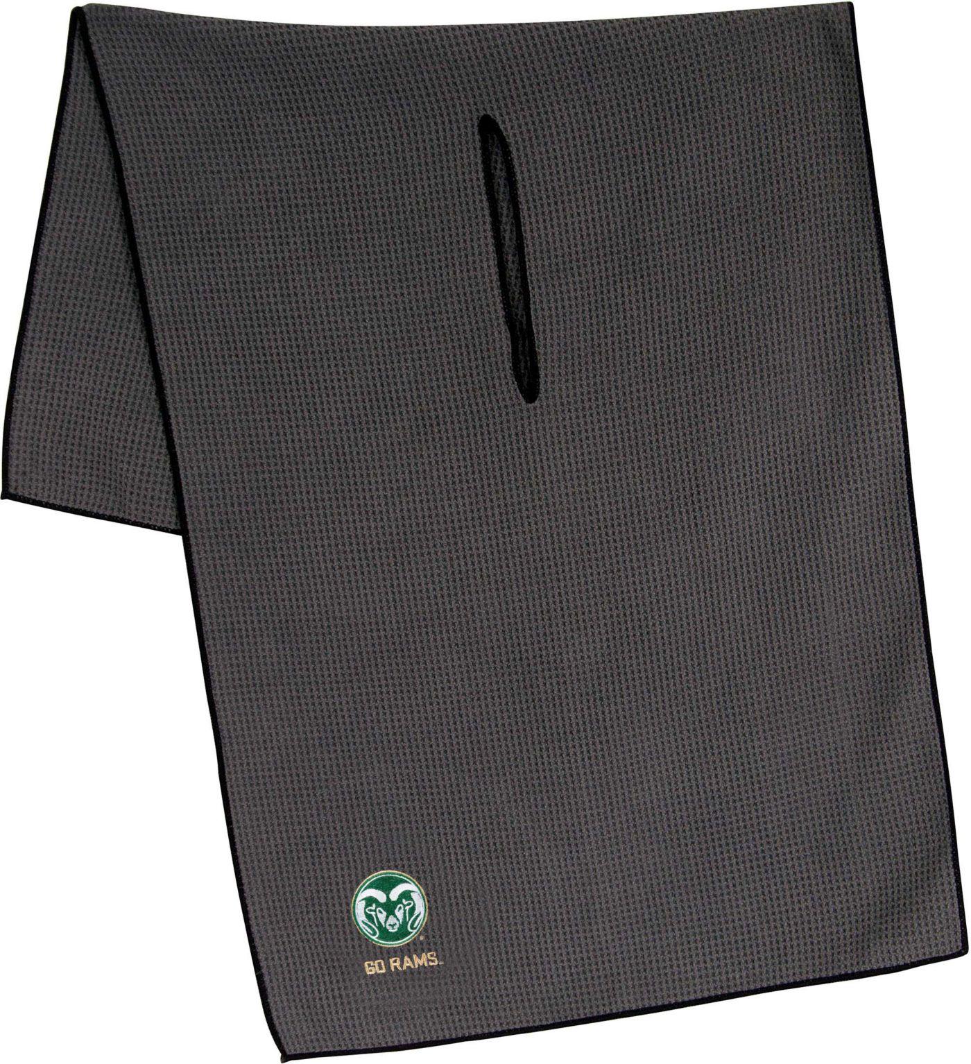 "Team Effort Colorado State Rams 19"" x 41"" Microfiber Golf Towel"