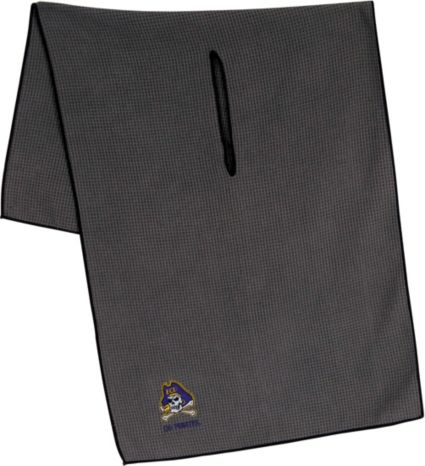 "Team Effort East Carolina Pirates 16"" x 41"" Microfiber Golf Towel"
