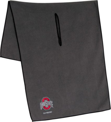 "Team Effort Ohio State Buckeyes 16"" x 41"" Microfiber Golf Towel"