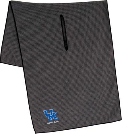 """Team Effort Kentucky Wildcats 16"""" x 41"""" Microfiber Golf Towel"""