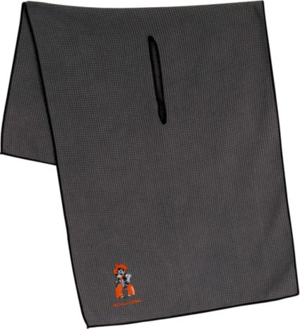 "Team Effort Oklahoma State Cowboys 16"" x 41"" Microfiber Golf Towel"