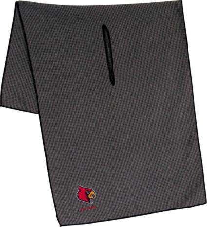 "Team Effort Louisville Cardinals 16"" x 41"" Microfiber Golf Towel"