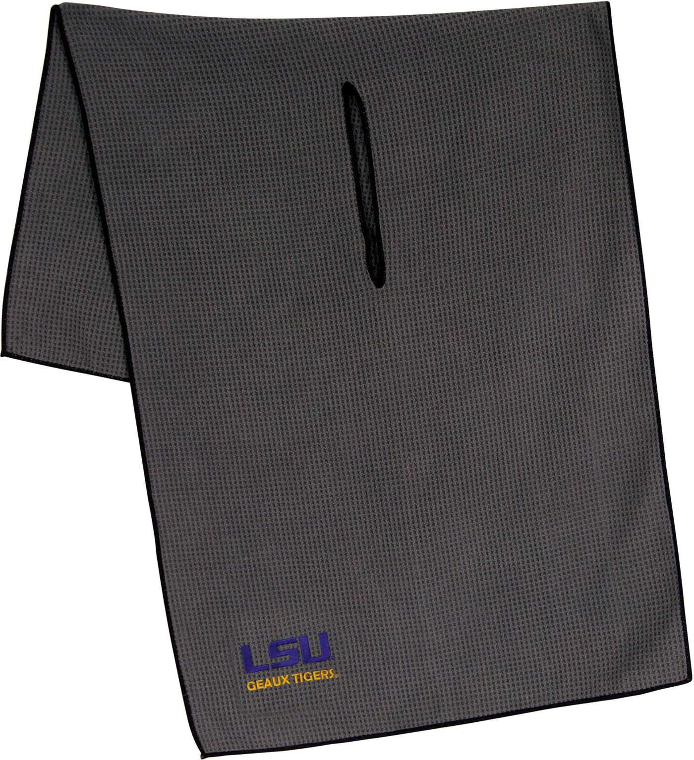 "Team Effort LSU Tigers 19"" x 41"" Microfiber Golf Towel"