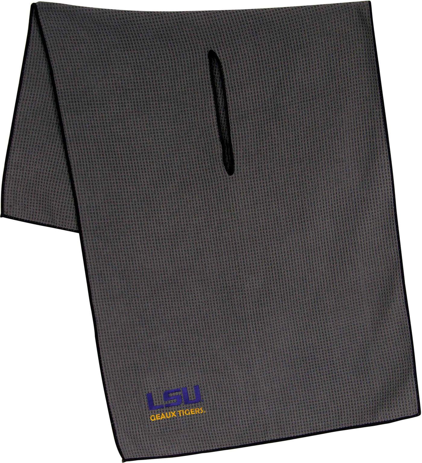 "Team Effort LSU Tigers 19"" x 41"" Microfiber Golf Towel"
