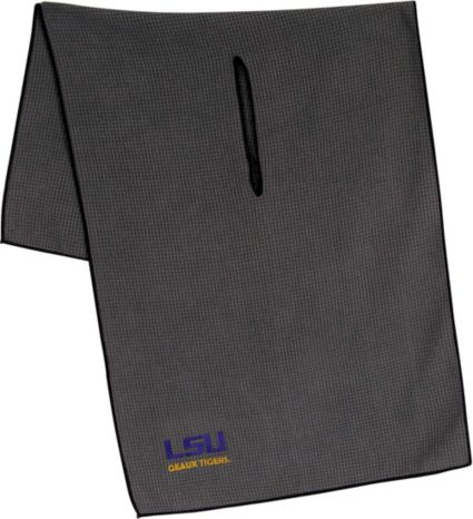 "Team Effort LSU Tigers 16"" x 41"" Microfiber Golf Towel"