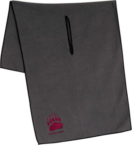 "Team Effort Montana Grizzlies 16"" x 41"" Microfiber Golf Towel"