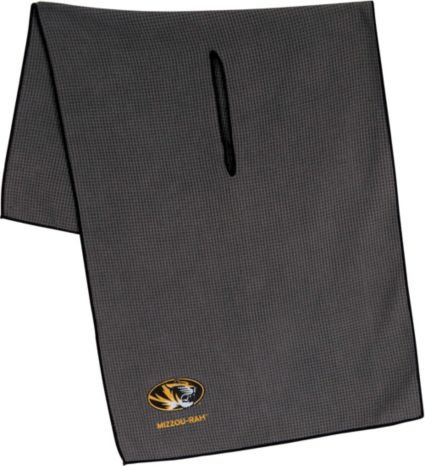 "Team Effort Missouri Tigers 16"" x 41"" Microfiber Golf Towel"