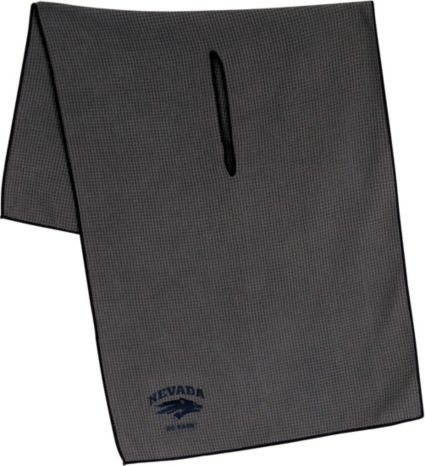 "Team Effort Nevada Wolf Pack 16"" x 41"" Microfiber Golf Towel"