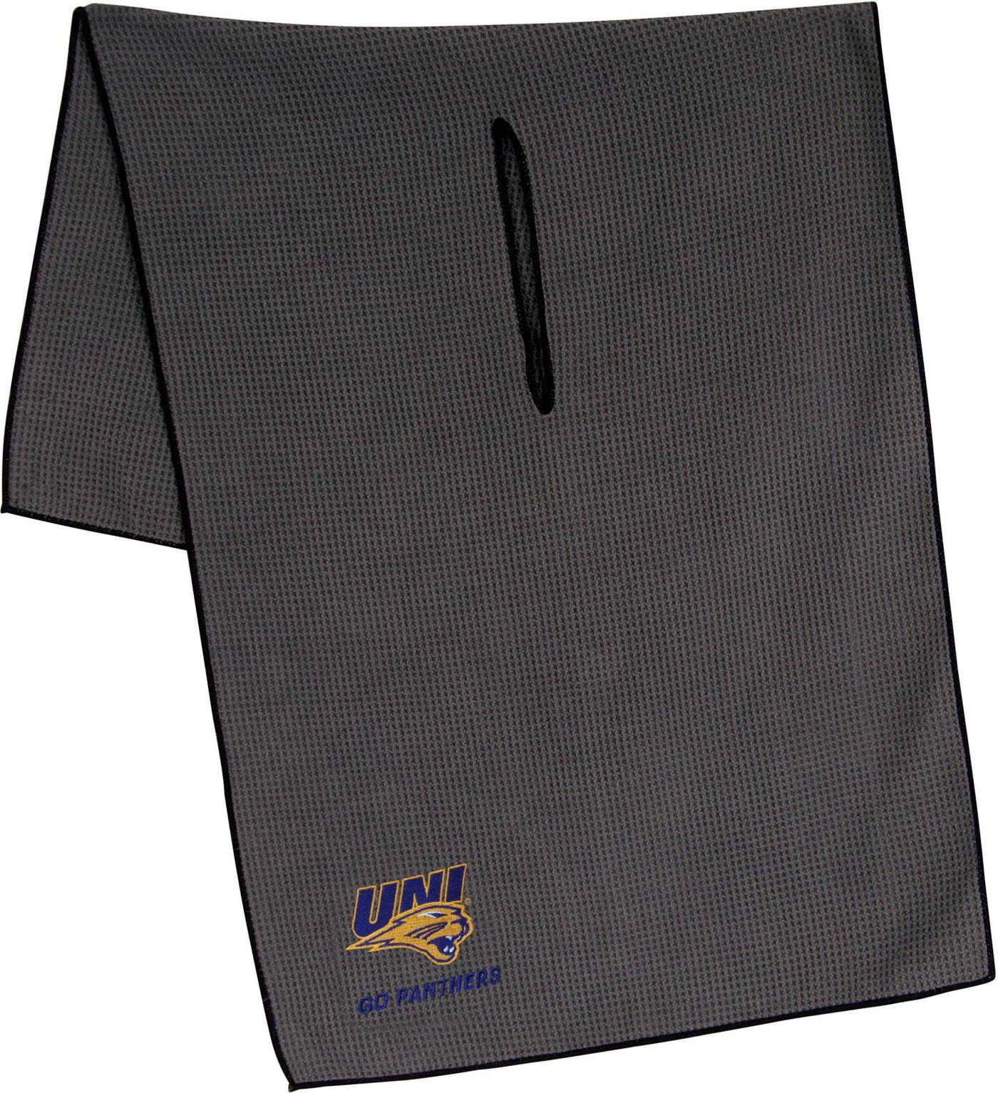 "Team Effort Northern Iowa Panthers 19"" x 41"" Microfiber Golf Towel"