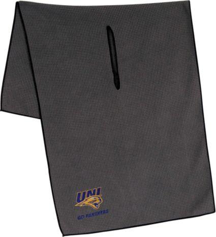 "Team Effort Northern Iowa Panthers 16"" x 41"" Microfiber Golf Towel"
