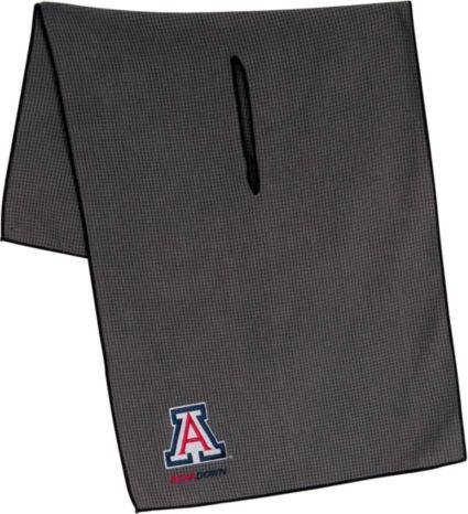"""Team Effort Arizona Wildcats 16"""" x 41"""" Microfiber Golf Towel"""