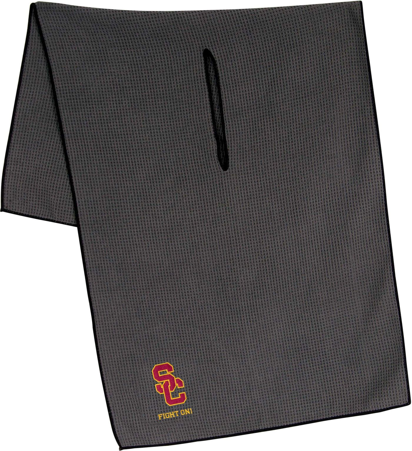 "Team Effort USC Trojans 19"" x 41"" Microfiber Golf Towel"
