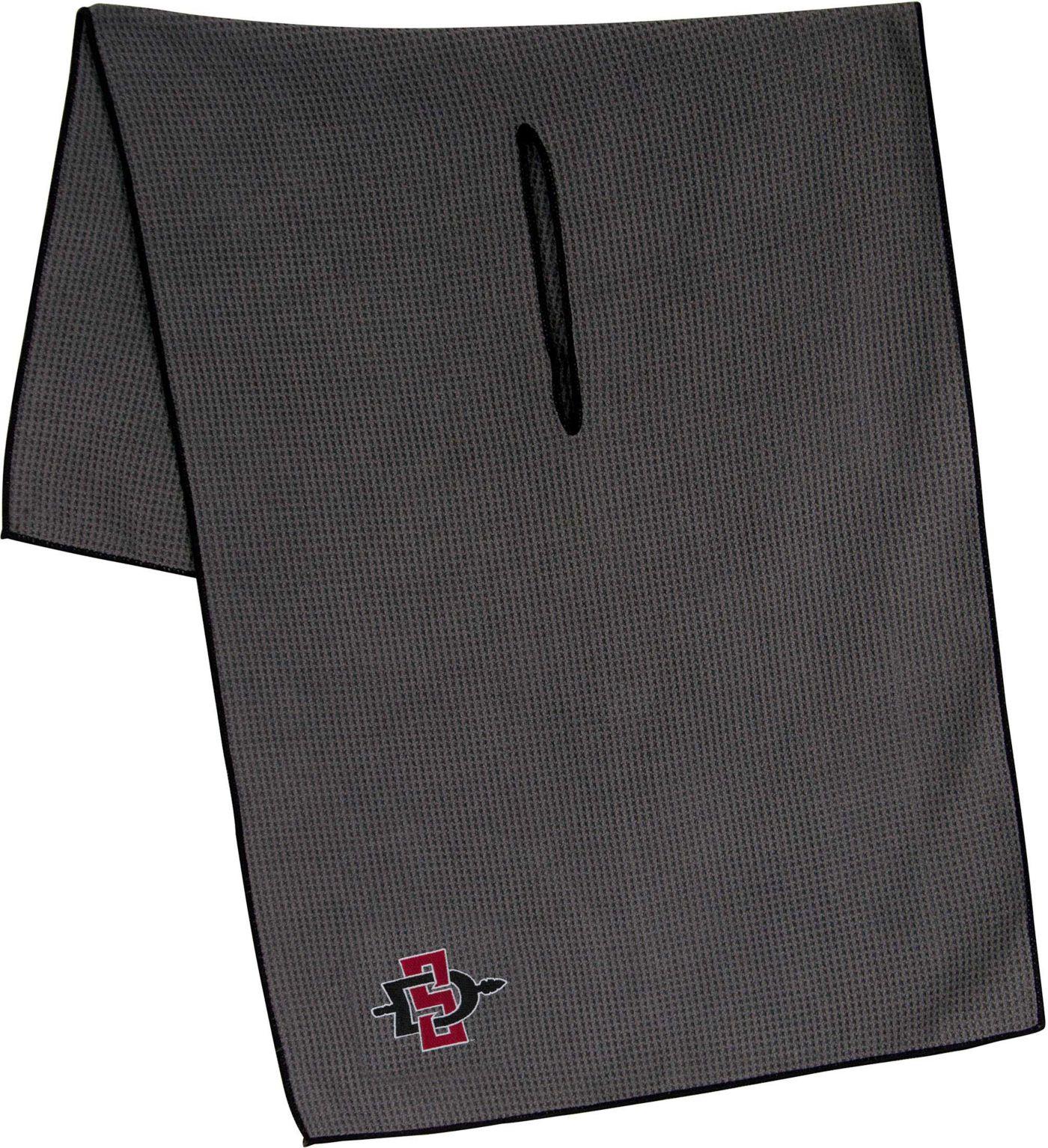 "Team Effort San Diego State Aztecs 19"" x 41"" Microfiber Golf Towel"