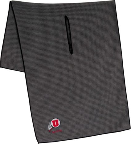 "Team Effort Utah Utes 16"" x 41"" Microfiber Golf Towel"