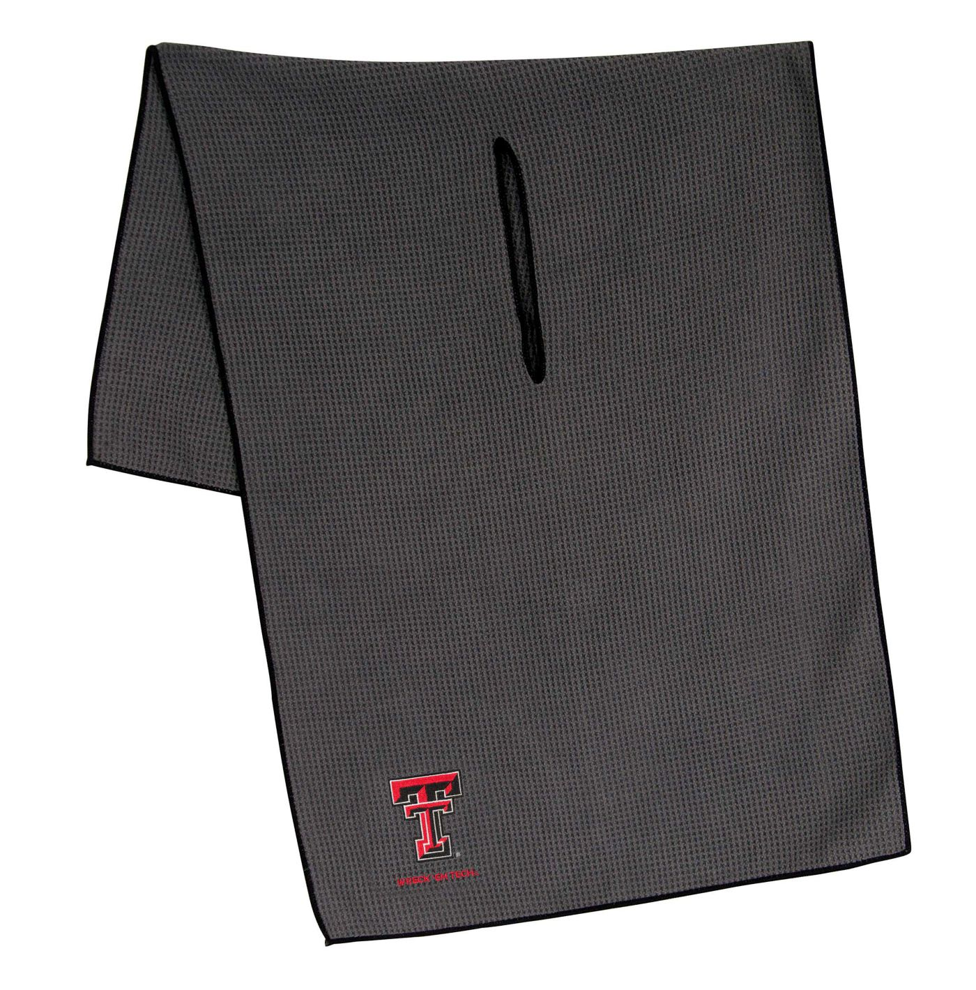 "Team Effort Texas Tech Red Raiders 19"" x 41"" Microfiber Golf Towel"