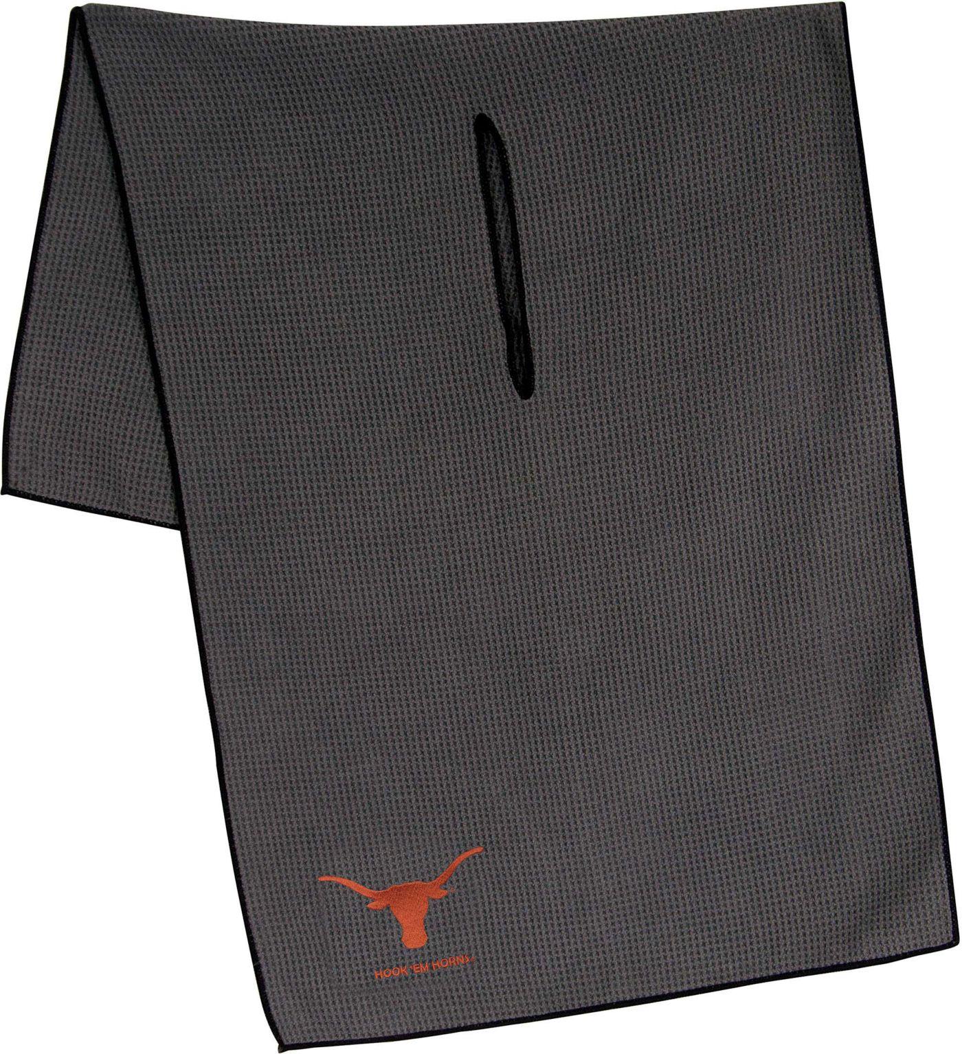 "Team Effort Texas Longhorns 19"" x 41"" Microfiber Golf Towel"
