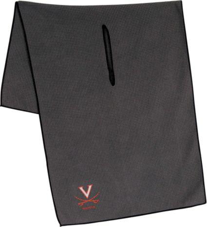 """Team Effort Virginia Cavaliers 16"""" x 41"""" Microfiber Golf Towel"""